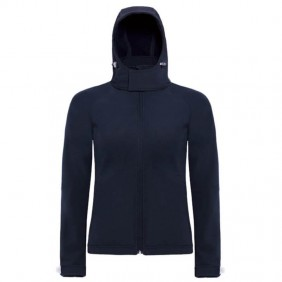Veste softshell personnalisé Flock You