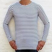 Tee shirts manches longues & marinières personnalisés