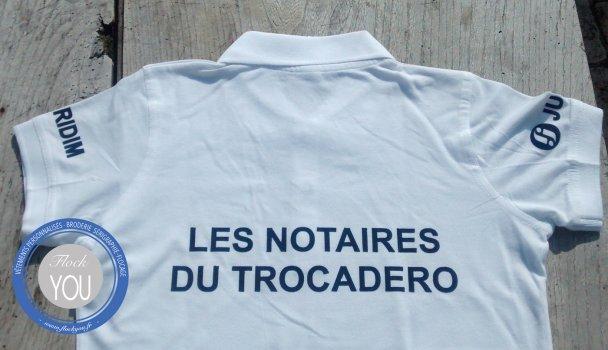 Polos personnalisables Paris