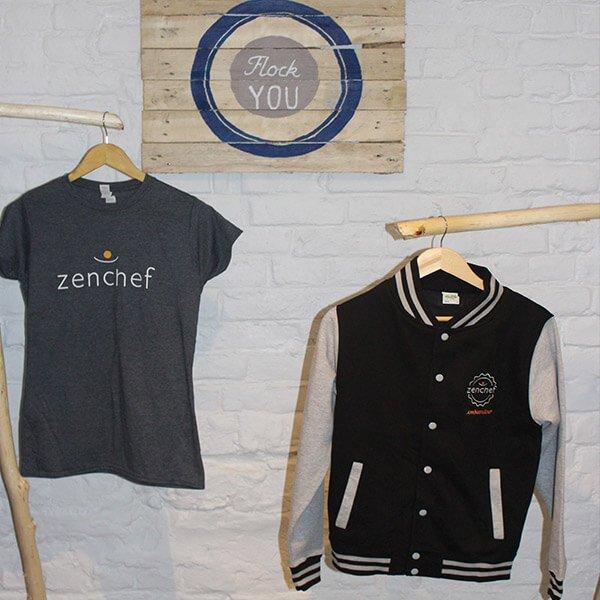 Vêtements personnalisés pour entreprise
