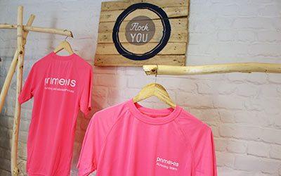 Tee shirt personnalisé en sérigraphie