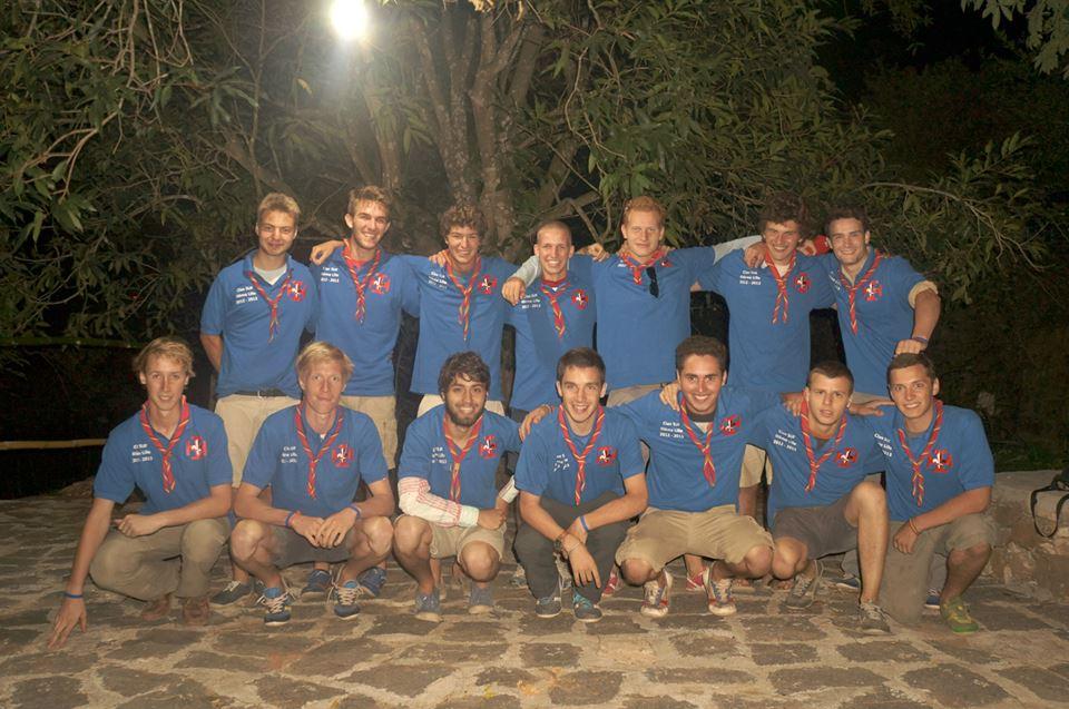 Polos personnalisés pour les scouts de Lille
